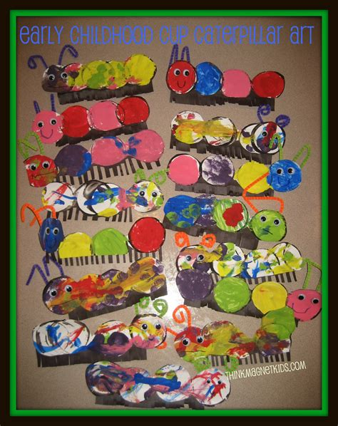 early years craft ideas caterpillar for early childhood i can teach my child 4292