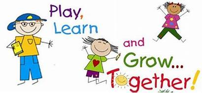 Early Childhood Clipart Preschool Grow Learning Children