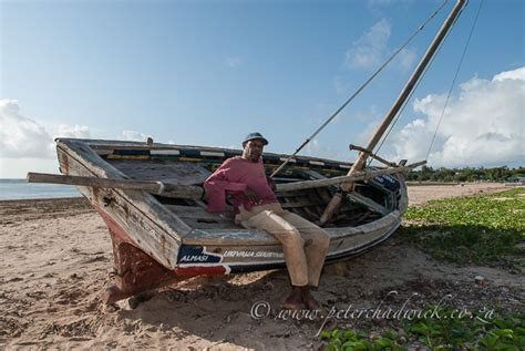 Captain Pete Fishing Boat by Dhow Boat Captain With His Boat Travel Photography
