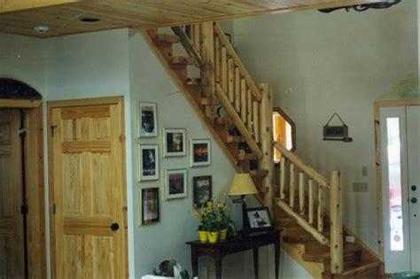 explore rustic railings stairs stairways