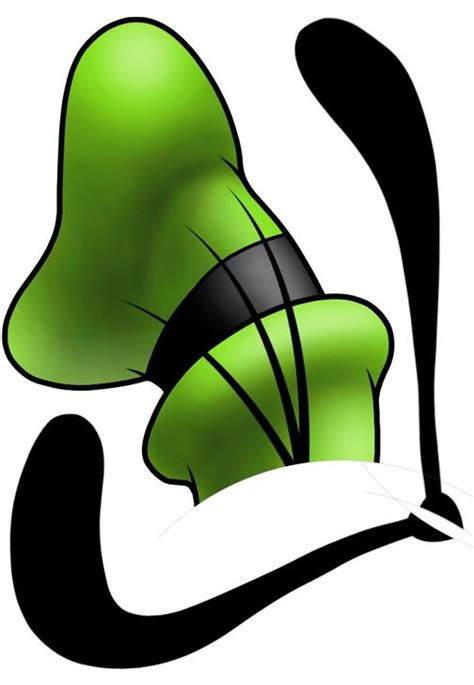 Goofy Hat Template by Clip Donald Duck Hat Clipart Clipart Suggest