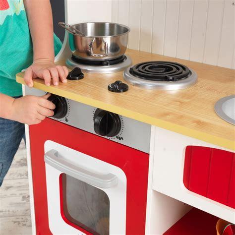 cuisine fille jouet cuisine pour enfant en bois coccinelle rêves