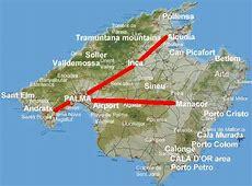 Mallorca, maps, photos, tourist guide information