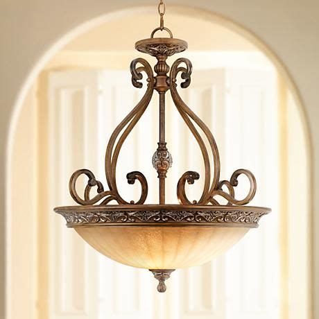 kathy ireland sterling estate   wide pendant light