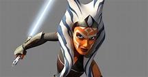 Star Wars Rebels Actress Teases Ahsoka's Powerful Return