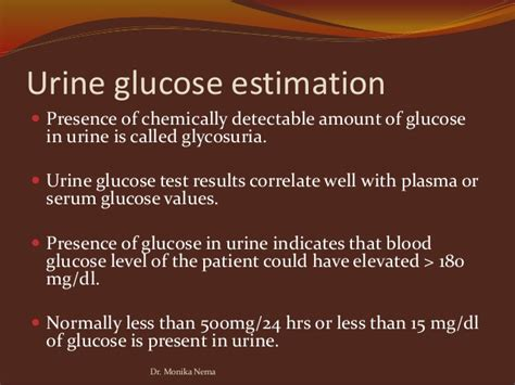 laboratory diagnosis  diabetes mellitus