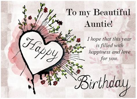 happy birthday aunt quotes images memes  wishes