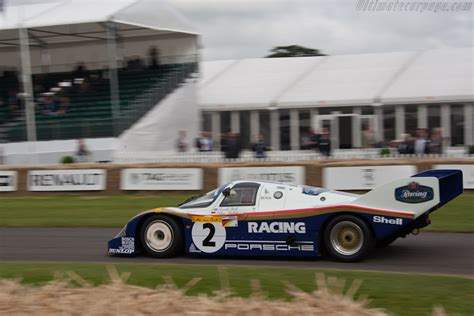Porsche 956 - Chassis: 956-007 - 2012 Goodwood Festival of ...