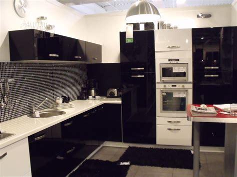 d馗oration cuisine décoration cuisine noir