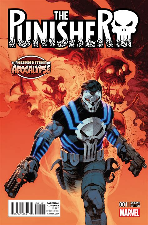 Preview Punisher #1  Comic Vine