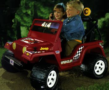 power wheels jeep 90s cpsc fisher price announce recall to repair power wheels