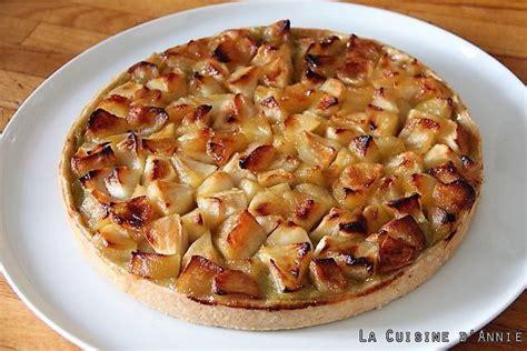 cuisine rhubarbe recette tarte pommes rhubarbe la cuisine familiale un