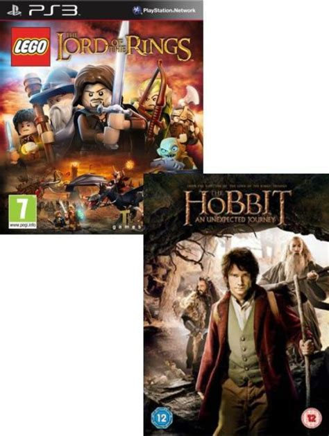 hobbit dvd includes lego lord   rings ps zavvi