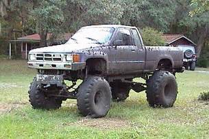 Lifted Toyota Trucks 4x4