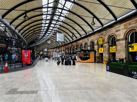 The 10 Greatest English Railway Stations English Heritage Releases List Of Top Terminuses The