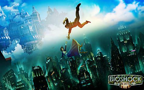 Bioshock Background Bioshock Infinite Hd Wallpapers And Backgrounds Hd