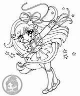 Yampuff Deviantart Coloring Pages Lineart Chibi Colouring Puff Moonglow Open Anime Fanart Princess Printable Linearts Steven Universe Yam Fox Stuff sketch template