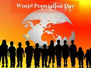 World Population Day - July 11, 2018 | Happy Days 365