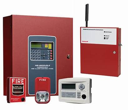 Alarm Fire System Systems Panel Firelite Commercial