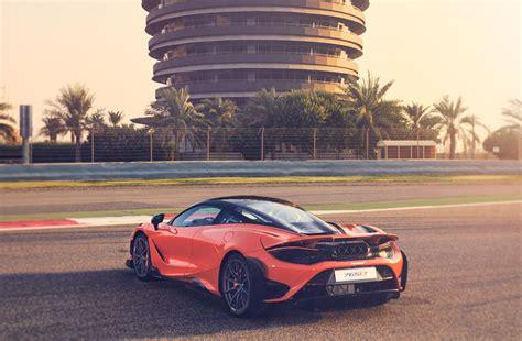 Lighter, more powerful - the new McLaren 765LT debuts in ...