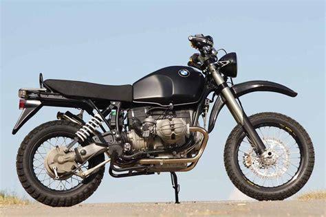 bmw motorcycle scrambler r100gs scrambler update bmw motorcycle magazine