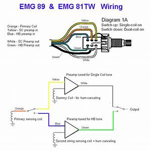 Info Wiring Obp3 With Two Emg Tw