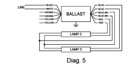 advance ballast wiring diagram advance ballast wiring diagram