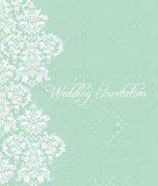 free wedding invitation sles wedding invitation vector vector free