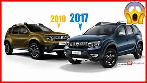 Nouveau Dacia Duster 2018 : dacia duster 2018 quels changements par rapport l actuel youtube ~ Medecine-chirurgie-esthetiques.com Avis de Voitures