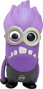 Despicable Me 2 - Purple Evil Minion Pop! Vinyl Figure ...