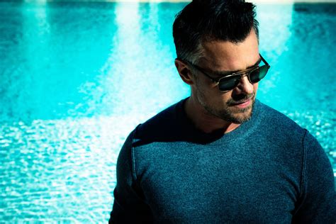 Actor Josh Duhamel Is A Bro With Soul