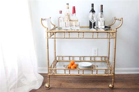 drink   bar carts  buy  diy brit