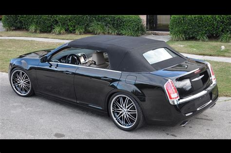 Chrysler And Dodge by Drop Top Customs Convertible Dodge Charger And Chrysler