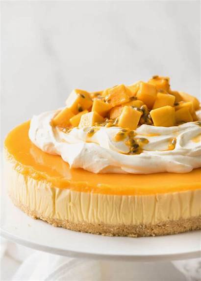 Mango Cheesecake Bake Recipe Cake Chocolate Recipes
