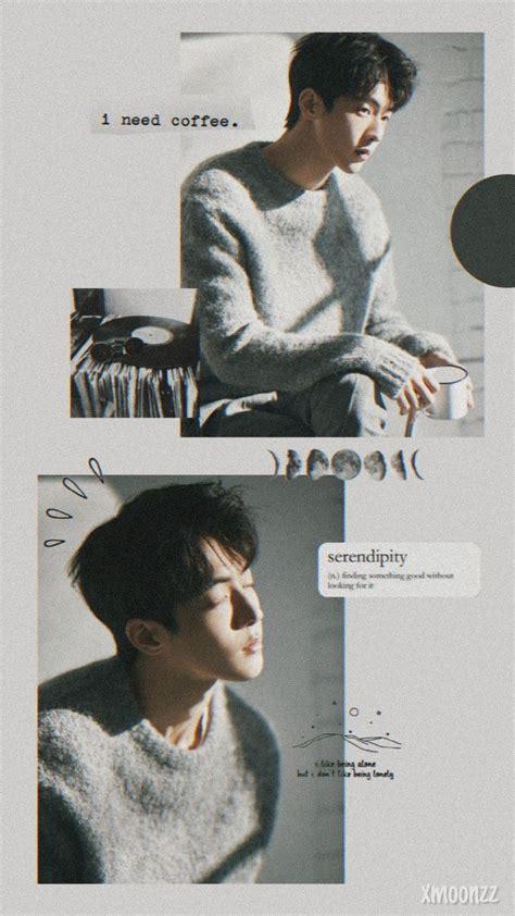 nam joo hyuk aesthetic wallpaper pacar pria aktor korea