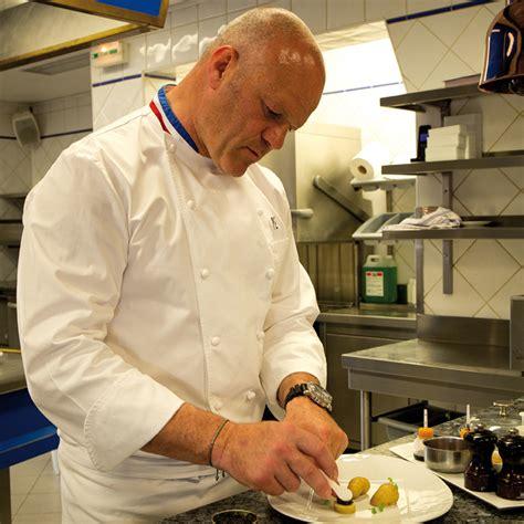 chef de cuisine connu menu de noël le repas de luxe au caviar de philippe