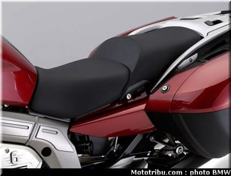 si鑒e ergonomique repose genoux mototribu bmw 2011 k1600 gt
