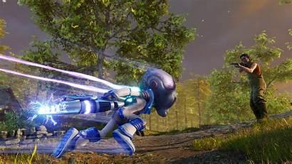 Destroy Humans Remake Games Forest Bygone Neat