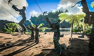 ARK Survival Evolved New Tribes Lay Down The Law