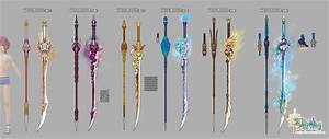 fantasy spear design - Google Search   Weapons and Armor ...