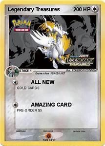 Pokémon Legendary Treasures - ALL NEW - My Pokemon Card