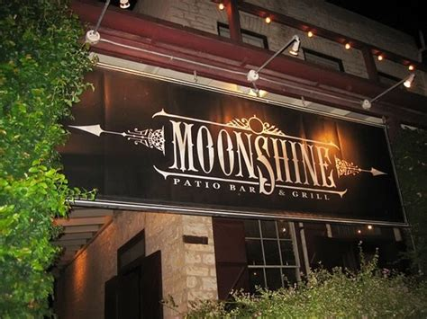 Moonshine Patio Bar Grill by Moonshine Patio Bar Grill Downtown Menu