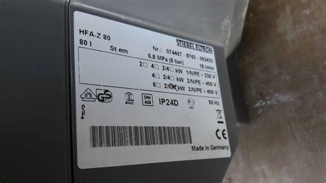 Warmwasserboiler Stiebel Eltron by Warmwasserboiler Stiebel Eltron Stiebel Eltron 5 Liter