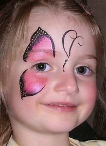 Body, Painting, Tattoo, Face, Painting, Ideas, For, Kids, Birthday, Party