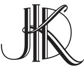 New Design Monograms Galore