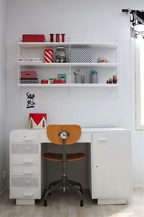 school workspace  children home design