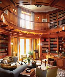 Mix and Chic: Beautiful and inspiring home libraries!