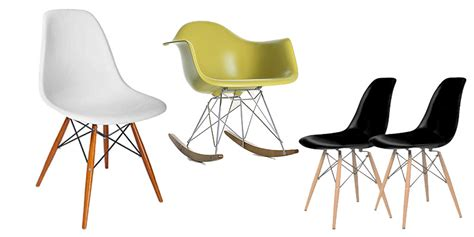 charles et eames chaise awesome chaise dax par