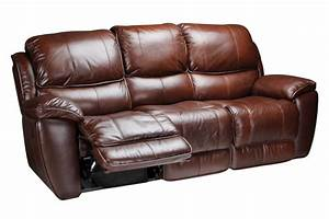 crosby leather reclining sofa at gardner white With leather reclining sofa