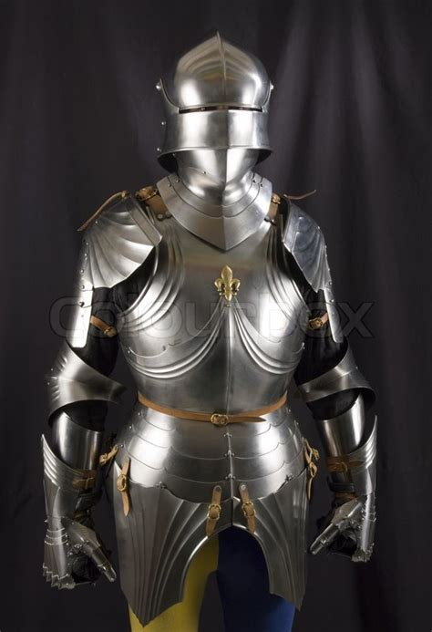 armour   medieval knight metal protection